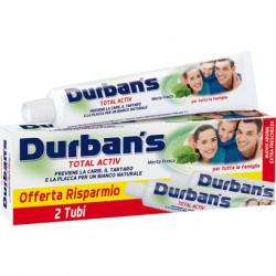 DURBAN'S DENTIFRICIO TOTAL ACTIV 2X75X12