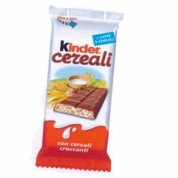 KINDER CEREALI X72