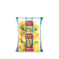 AMICA CHIPS PATATINE CLASSICHE 100GR X20