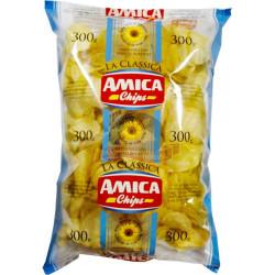 AMICA CHIPS PATATINE CLASSICHE 300GR X8