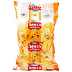 AMICA CHIPS PATATINE GRIGLIATE 200GR X12