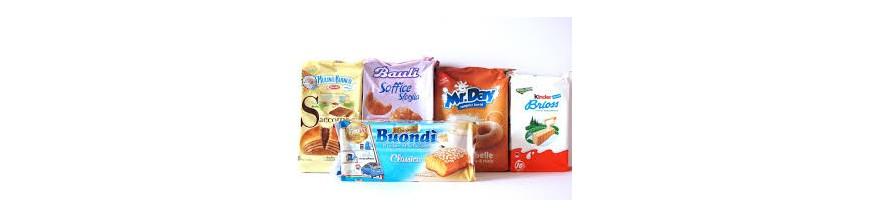 biscotti/merendine